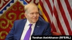 U.S. Ambassador to Kazakhstan William Moser