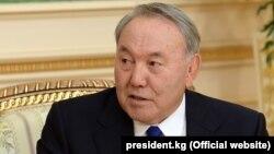 Нұрсұлтан Назарбаев. Астана, 25 желтоқсан 2017 жыл.