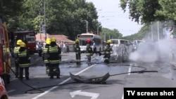 Beograd: Eksplozija u kojoj je ubijen kontroverzni biznismen Boško Raičević