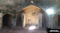 حمام یهودیان در ولایت هرات