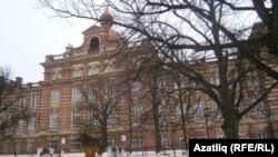 КФУның Алабуга институты бинасы
