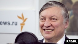 Legendary chess grandmaster Anatoly Karpov was the 12th world chess champion.