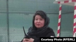 FILE: Afghan policewoman Fatima Faizi, 23, was kidnapped and killed in July.
