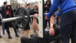 Serbian Gyms Protest Tougher COVID-19 Restrictions