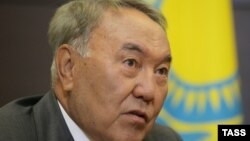 Нұрсұлтан Назарбаев, Қазақстан президенті. Сочи, 16 тамыз 2016 жыл.