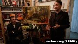Выступае Эдуард Акулін