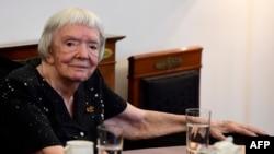 Ljudmila Aleksejeva, 2016.