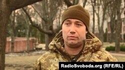 Ігор Заруднєв, помічник начальника Краматорського прикордонного загону