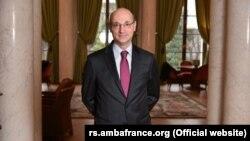 Ambasadori francez në Beograd, Frederic Mondoloni.