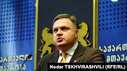 Вице-премьер Грузии Георгий Барамидзе