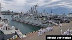Святкування Дня Військово-морських сил України в Одесі, 2 липня 2017 року, фото прес-центру командування ВМС України