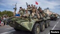 Luqanskda rusiyameylli qüvvələr