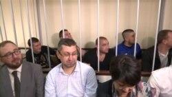 Суд в Москве продлил арест украинским морякам, захваченным в районе Керченского пролива