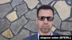 محمد صابر مشعل، هماهنگ کننده مجمع دادخواهان معلمان افغانستان