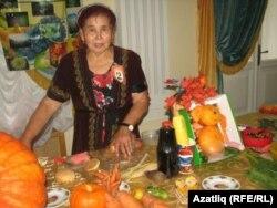 Баян Ташкалова бер дә бәйгедән калмый
