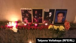 Акция памяти Качаравы. Архивное фото