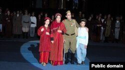 Aşqabadda Türkmənistan prezidenti Gurbanguly Berdimuhamedow-un romanı əsasında hazırlanan tamaşanın premyerası olub.