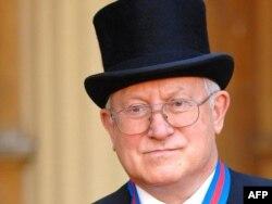 КГБ-нің бұрынғы полковнигі Олег Гордиевский. Лондон, 18 қазан 2010 жыл.