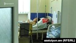 Երևան-Սևան ավտոճանապարհին տեղի ունեցած վթարում վիրավորներից մեկի վիճակը ծանր է