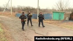 Поліцейський патруль на вулицях Катеринівки