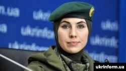 Амина Окуева (архивное фото)