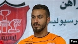 Sosha Makani is a goalkeeper who currently plays for Persepolis in the Iran Pro League
