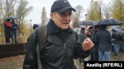 Зиннур Аглиуллин на Дне памяти 18 октября 2020 года в Казани