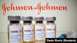 """""""Johnson&Johnson"""" вакцинасы"""
