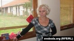 Ольга Класковська, архівне фото