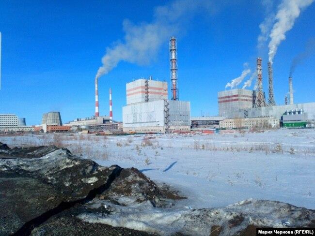 Лесоперерабатывающий комплекс - градообразующее предприятие Усть-Илимска