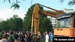 Bosnia and Herzegovina - Sarajevo, TV Liberty Show No.831 02Jul2012
