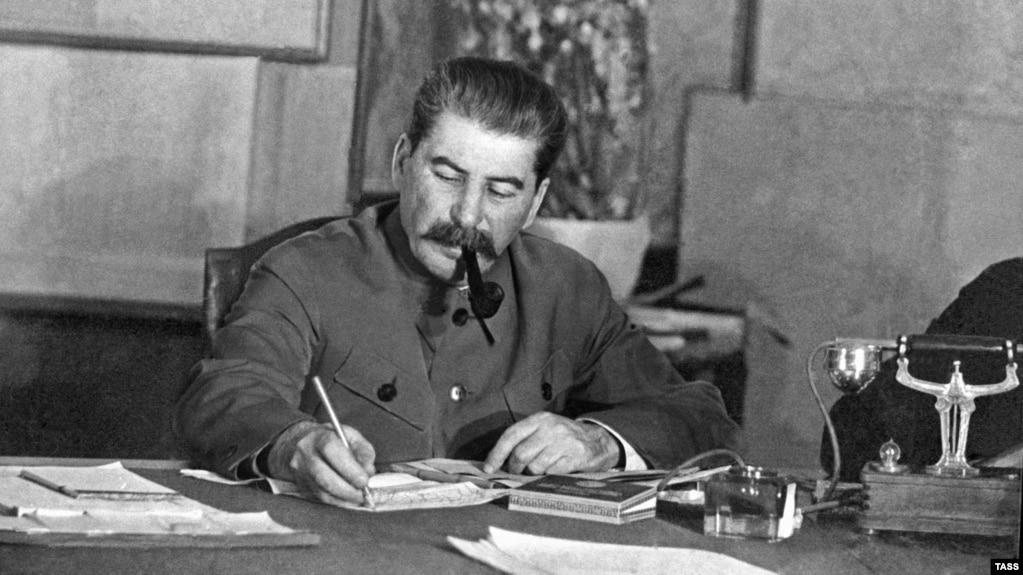 Генеральный секретарь ВКП(б) Иосиф Сталин, 1939 год