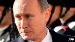 Russian President Vladimir Putin (file photo)