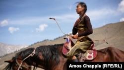 Воительницы Всемирных игр кочевников