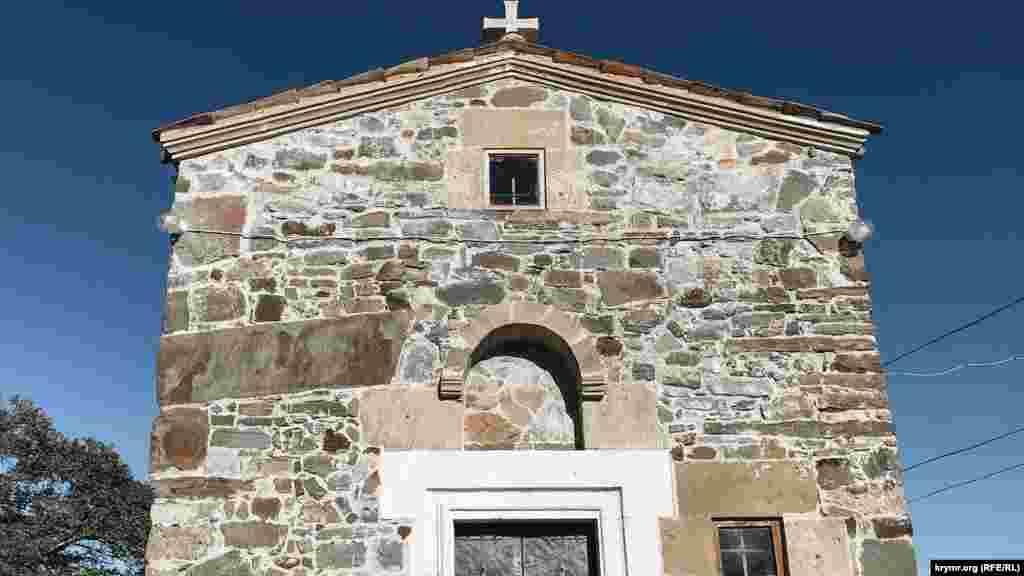 Храм Святой великомученицы Параскевы-Пятницы