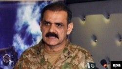 د پاکستاني پوځ ویاند مېجر جنرال سلیم باجوه