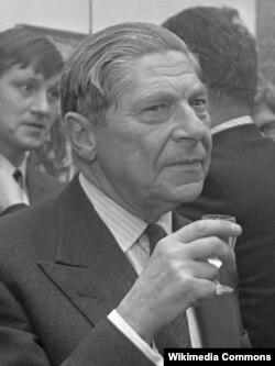 Артур Кестлер, 1969 год