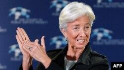 Голова МВФ Крістін Лаґард