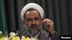حیدر مصلحی، وزیر اطلاعات جمهوری اسلامی، در چند نوبت از دستگیری چند ده جاسوس کشورهای خارجی در ایران خبر داده است
