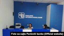 Pavlović banka, Prijedor