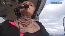 Gruaja nga Kosova që dëshiron të bëhet pilote në Kanada