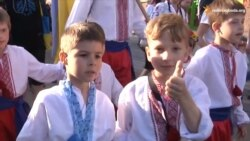 Запоріжжя відсвяткувало День вишиванки патріотичною ходою