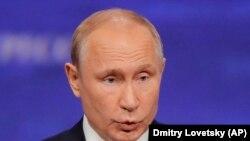 Vladimir Putin forumda
