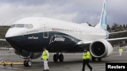 Boeing-737 MAX