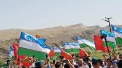 Открылась трасса Сох-Риштан, соединяющая эксклав с Узбекистаном