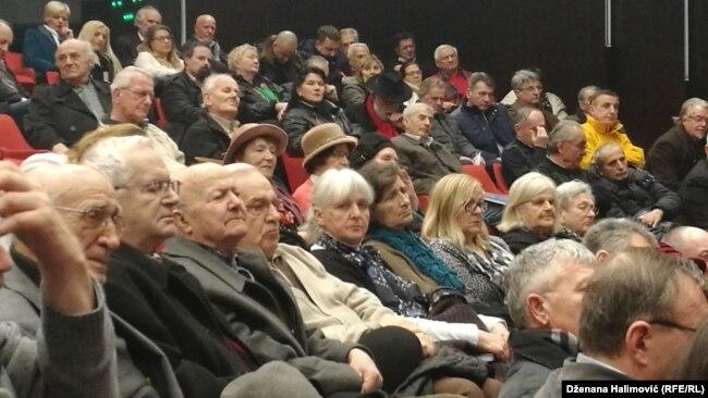 Važna je bila podrška građana: Promocija knjige u Sarajevu