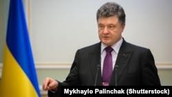 Петро Порошенко ©Shutterstock