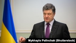 Президент України Петро Порошенко @Shutterstock