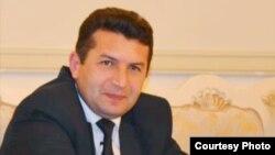 Azerbaijan - Azeri poet Galib Shefahet, undated
