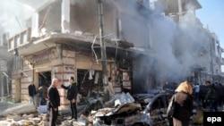 Сирия признана самой неспокойной страной мира